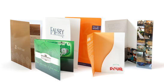Media Kit Folders