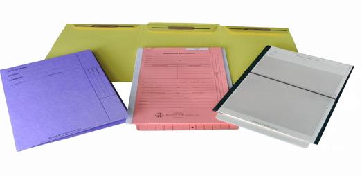 Intellectual Property Folders