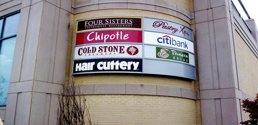 Exterior Business Signs