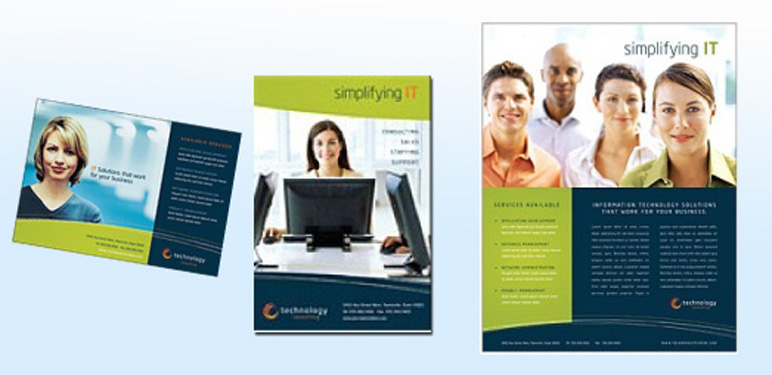 Sales Sheets and Flyers