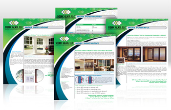 High quality and product-promoting sales sheets available in all colors and sizes.